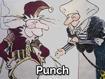 Punch by Frank Oden